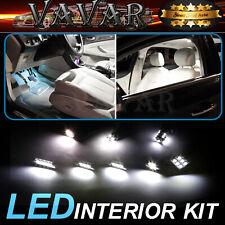 14pcs White LED lights interior package kit for 2009-2014 Acura TL /8