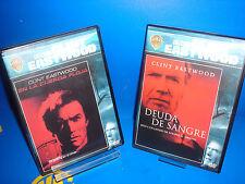 Film IN DVD - In LA CORDA SCIOLTO-DEBITO DI sangue-Clint Eastwood