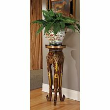 KY5015 - Majestic Elephant Sculptural Pedestal -Perfect Display for Collectable!