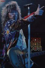 JON BON JOVI - A3 Poster (ca. 42 x 28 cm) - Clippings Fan Sammlung NEU