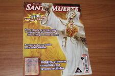 6.- MAGAZINE revista SANTA MUERTE de la ESPERANZA FE
