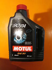 Motul 90 PA Lubricant limited slip differential (LSD) Extreme pressure - 2L