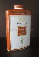 Yardley London Sandalwood Perfumed Talc - 250 g