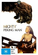 The Mighty Peking Man DVD Ho Men-Hua Shaw Brothers Danny Lee Evelyne Kraft