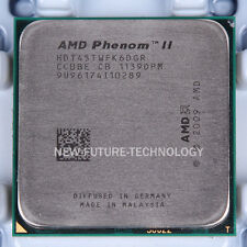 AMD Phenom II X6 1045T HDT45TWFK6DGR 2.7 GHz 667 MHz Socket AM3 CPU 100% tested