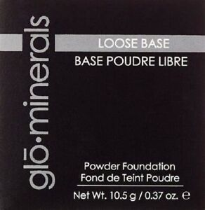 glo.minerals Loose Base Powder Foundation - 10.5 g / 0.37 oz