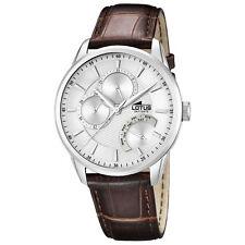 Reloj Lotus 15974/1 Multifuncion cuarzo analógico p/hombre