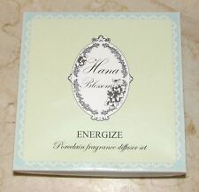 Profumatore ambiente HANA BLOSSOM ENERGIZE Porcelain fragrance diffuser set