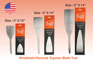 Windshield Removal Blade Tool Express Auto Glass blade, Auto glass Removal blade