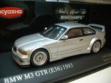 1/43 Kyosho Minichamps BMW M3 GTR E36 (1993) diecast