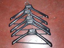 Stock kit 5 stampelle grucce gruccia ducati in plastica porta abiti
