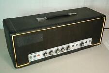 Vintage Laney Sound 60W Guitar Head Top Valve Tube Amplifier Amp