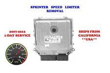Sprinter Van Speed Limiter Removal Delete Programming 2007-2018 642 647 611