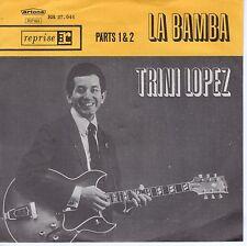 7inch TRINI LOPEZ la bamba HOLLAND EX