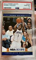 KEMBA WALKER NBA 2012 Hoops Rookie card #230 PSA 10 Gem Mint Boston Celtics