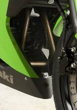 Kawasaki Ninja 300 2015 R&G Racing Downpipe Grille DG0012BK Black