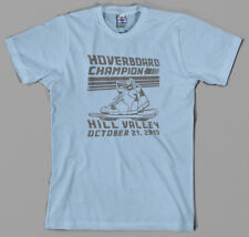 Hoverboard Champion T Shirt, back to the future, marty mcfly, hill valley, 80s