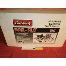 Edelbrock 3503 EFI (Electronic Fuel Injection Performer Pro-Flo Fi Kit, SBC
