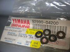 NOS Yamaha Air Cleaner Plain Washer 83 YZ80 76 YZ250 76 YZ125 92990-04200 QTY5