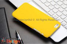 Fundas Para iPhone 6 color principal amarillo para teléfonos móviles y PDAs