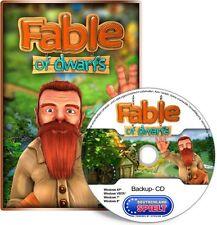 Fable of Dwarfs - Fabelhafte Zwerge - PC - Windows XP / VISTA / 7 / 8 / 10