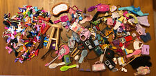Huge Lot Accessories Barbie Doll Shoes Pets Bratz Flavas My Scene Unbranded