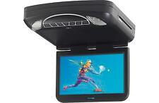 """Voxx MTG10UHD 10.1"""" LCD Flip Down Overhead Monitor with Built in DVD Player"""