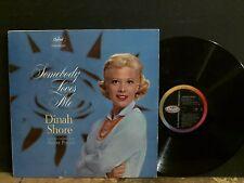 DINAH SHORE   LP   UK original   Jazz vocal      NEAR MINT!