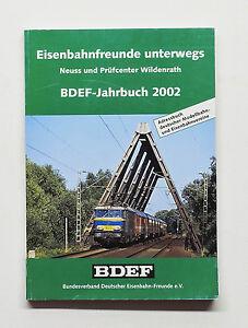 BDEF-Jahrbuch 2002 - Neuss und Prüfcenter Wildenrath