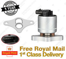EGR VALVE + GASKET FIT FOR A VAUXHALL ASTRA H/G 1.4 1.6 1.8 5 PIN *NEW* 17200272
