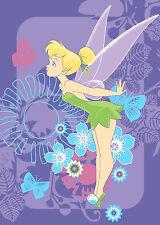 Disney Fairies Tinkerbell XXXL Carpet/Doormat/Bedside Rug/Bath Mat / Mat New