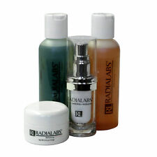 NEW Radialabs Instant Wrinkle Reducer Care System 4 Piece Set Great Gift Sealed