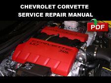 2006 corvette service manual pdf