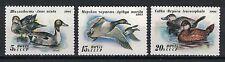 RUSSIA,USSR:1991 SC#6009-11(3) MNH Ducks