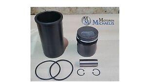 Hanomag Zylinder Kolben - D131, D141, D161 - Perfekt 401E, Granit 501 - 100 mm.