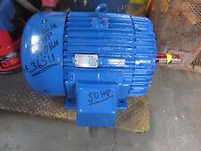 50 HP Electric Motor AC Delco