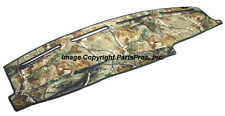 NEW Realtree AP Camo Camouflage Dash Mat Cover / 1999-04 FORD SUPER DUTY TRUCK