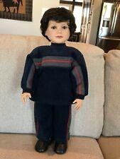 MY TWINN DANIELLE BOY DOLL, Dressed