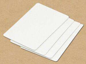 """be. (12) BLANK 4"""" x 6"""" CHIPBOARD CARDS scrapbooking crafts READY TO DECORATE!"""