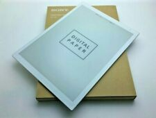 SONY Digital Paper WC with Stylus Pen Limited Model DPT-RP1 Color White A4 JAPAN