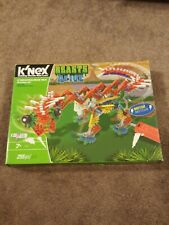 K'Nex Beasts Alive K'Nxosaurus Rex Building 255 Pc With-Motor Age 7+ Dinosaur