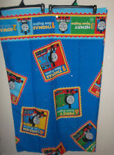 Thomas Train &Friends Twin Size Flat Bed Sheet Fabric Material Bedding Quiltback