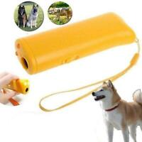 Pet Dog Anti Barking Ultrasonic Device Puppy Stop Training Repeller Tool