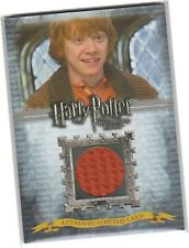 "Harry Potter - Half Blood Prince Update - C2 ""Ron Weasley"" Costume Card 245/360"