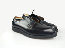 NEW Red Wing Heritage 101 Postman Oxford Black Leather Shoes 11.5 DEADSTOCK