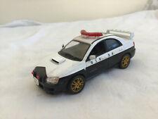 NOREV 1/43 Subaru Impreza WRX Japanese Police Car