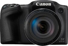 Canon Powershot SX430 20.0 MP with 45x Optical Zoom with 90x ZoomPlus (SMP5)