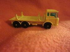 Matchbox Lesney #58 Girder Truck