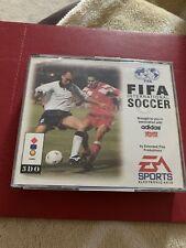 Fifa International Soccer (3DO) - EA Sport - Complete - Fat Box Version