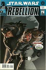 DARK HORSE STAR WARS REBELLION #3! VF-NM!
